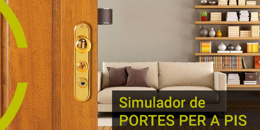 Simulador portes pis point fort fichet